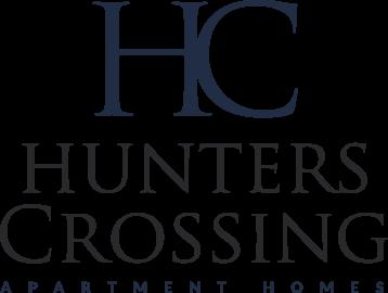 Hunters Crossing Logo