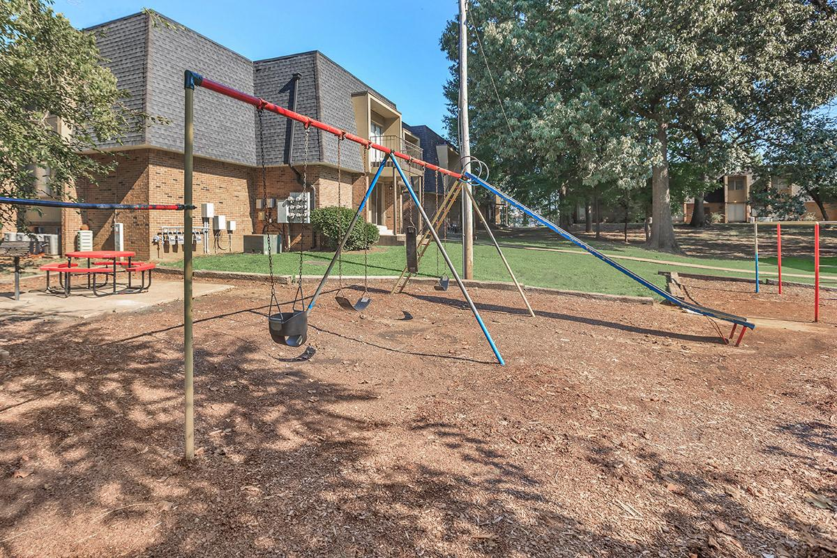 Playground at Patrician Terrace