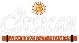 Corsican Apartment Homes Logo