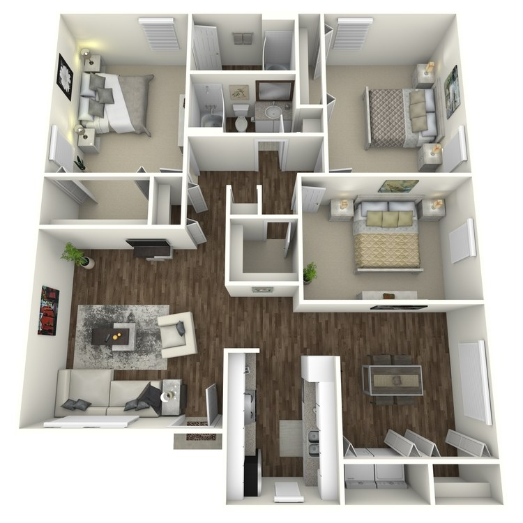 Floor plan image of Cherrywood