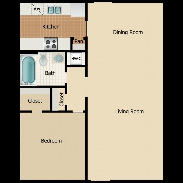 N1 floor plan image