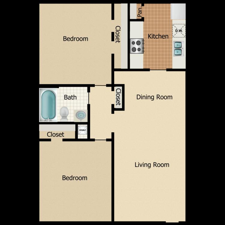 N2 floor plan image