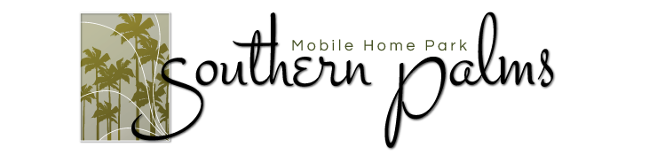 Southern Palms Mobile Home Park Logo