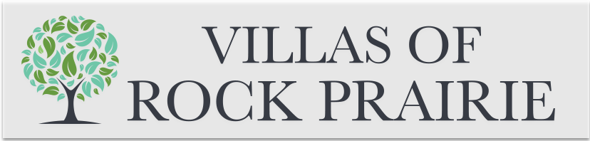 Villas of Rock Prairie Logo