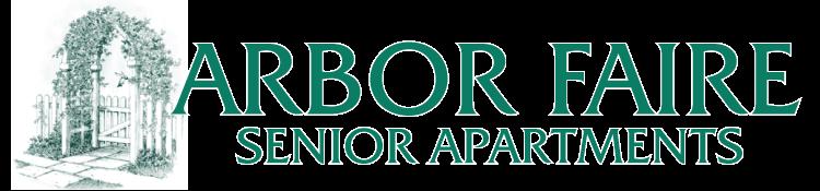 Arbor Faire Senior Apartments Logo