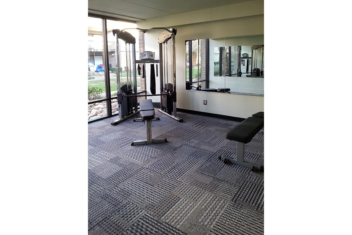 The Fitness Center At The Canyons And Knox Landing