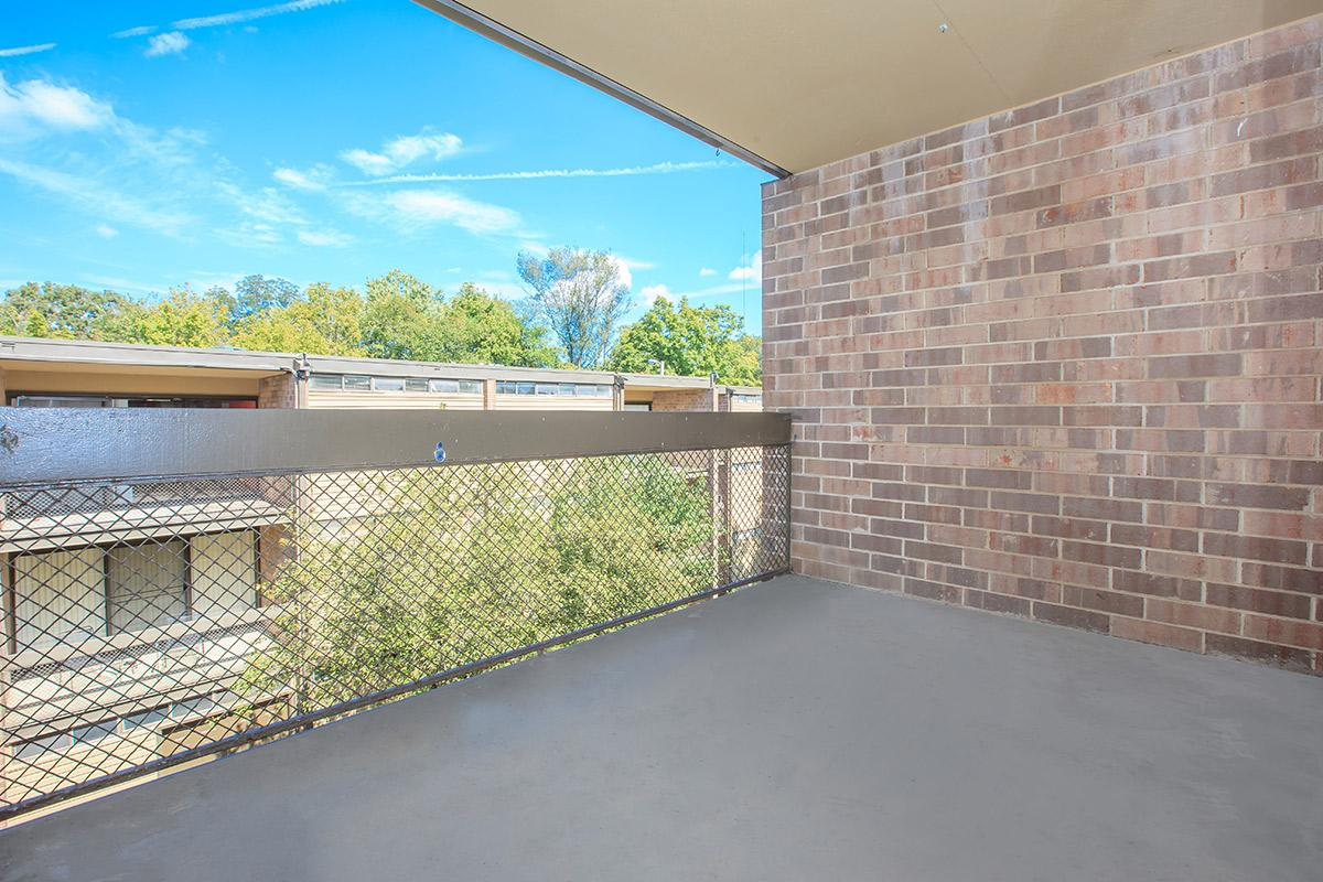 Outdoor Living Space On Balcony Or Patio
