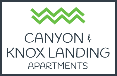 Canyon and Knox Landing Logo