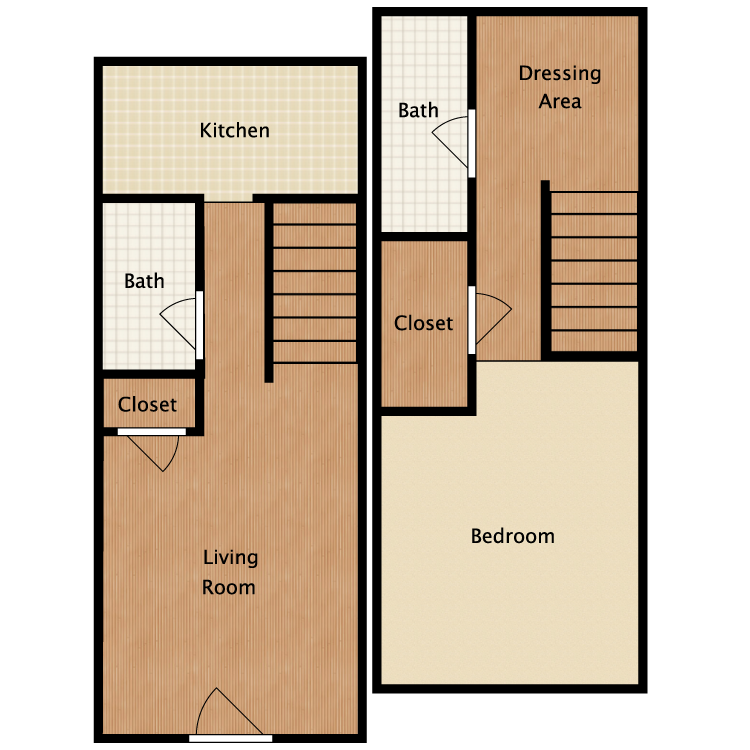 Floor plan image of The Braxton