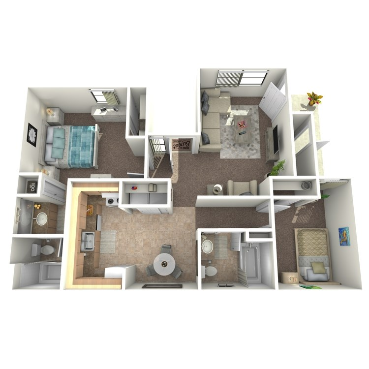 Floor plan image of Aster Upgraded