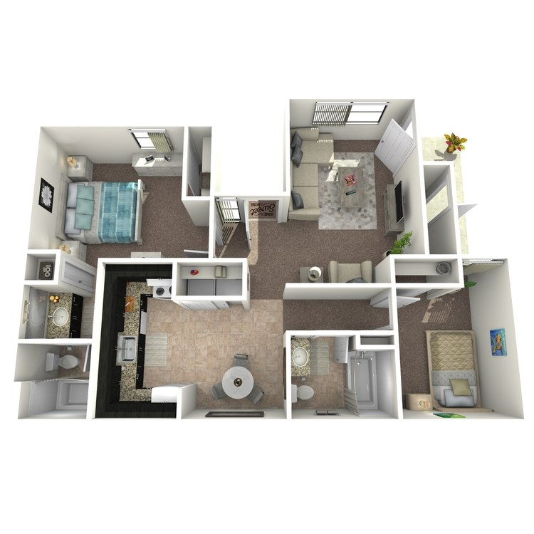 Floor plan image of Aster Premium