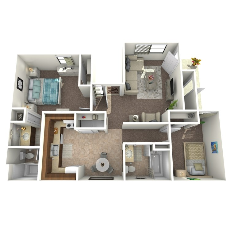 Floor plan image of Aster Classic