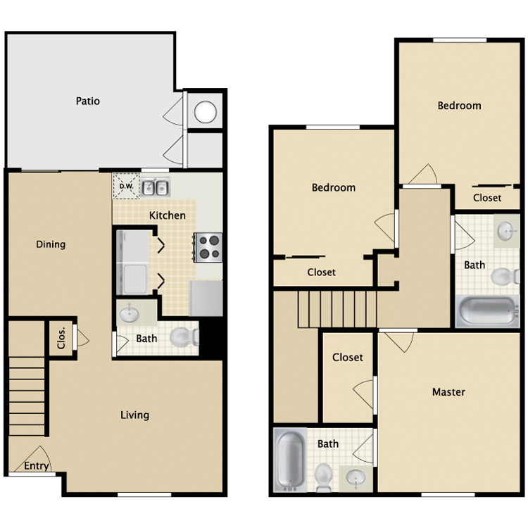 Floor plan image of Tranquility