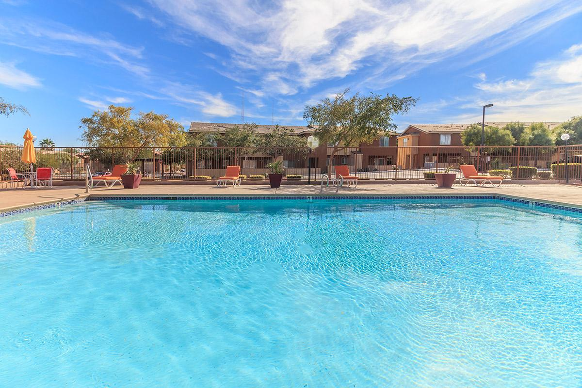 Go for a dip at Siena Townhomes