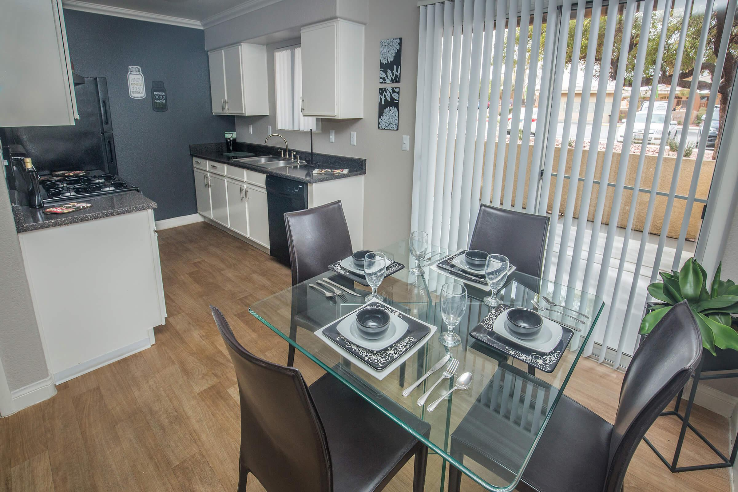 Gourmet Kitchen awaits you here at Siena Townhomes