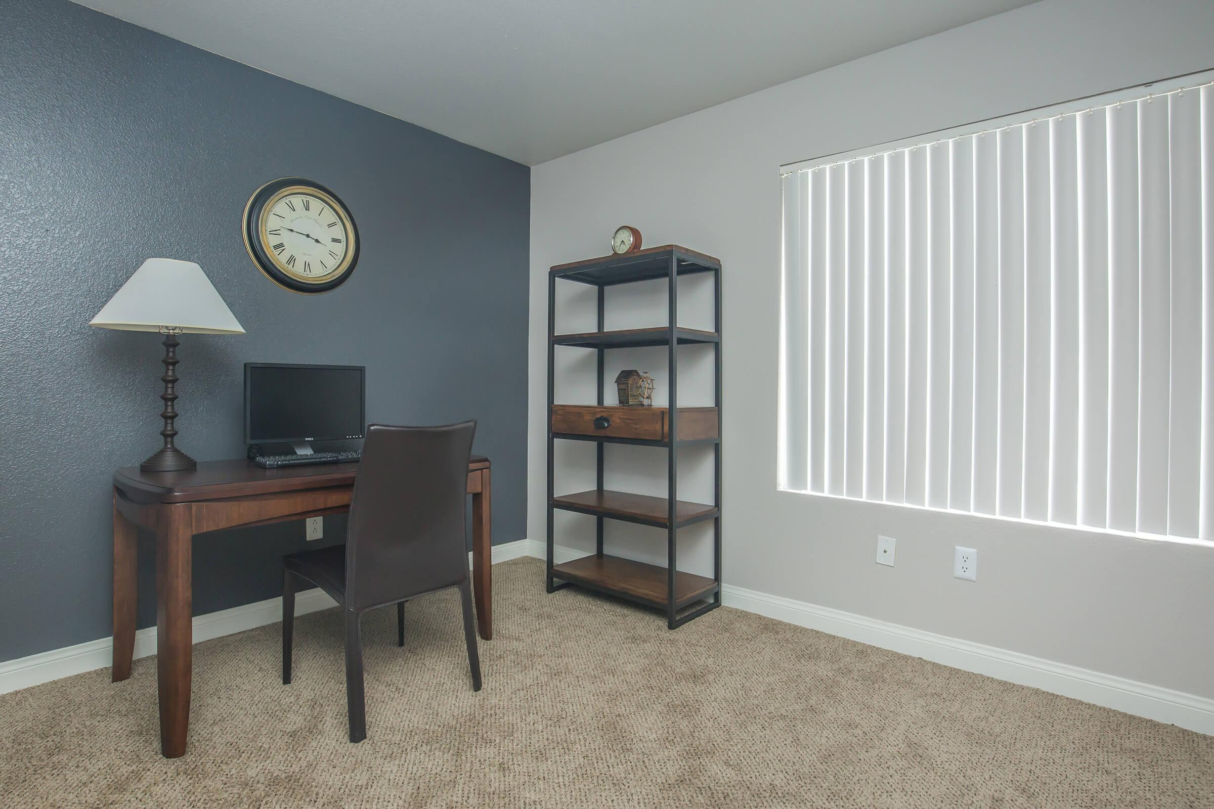 Plush carpeting in the bedrooms at Siena Townhomes