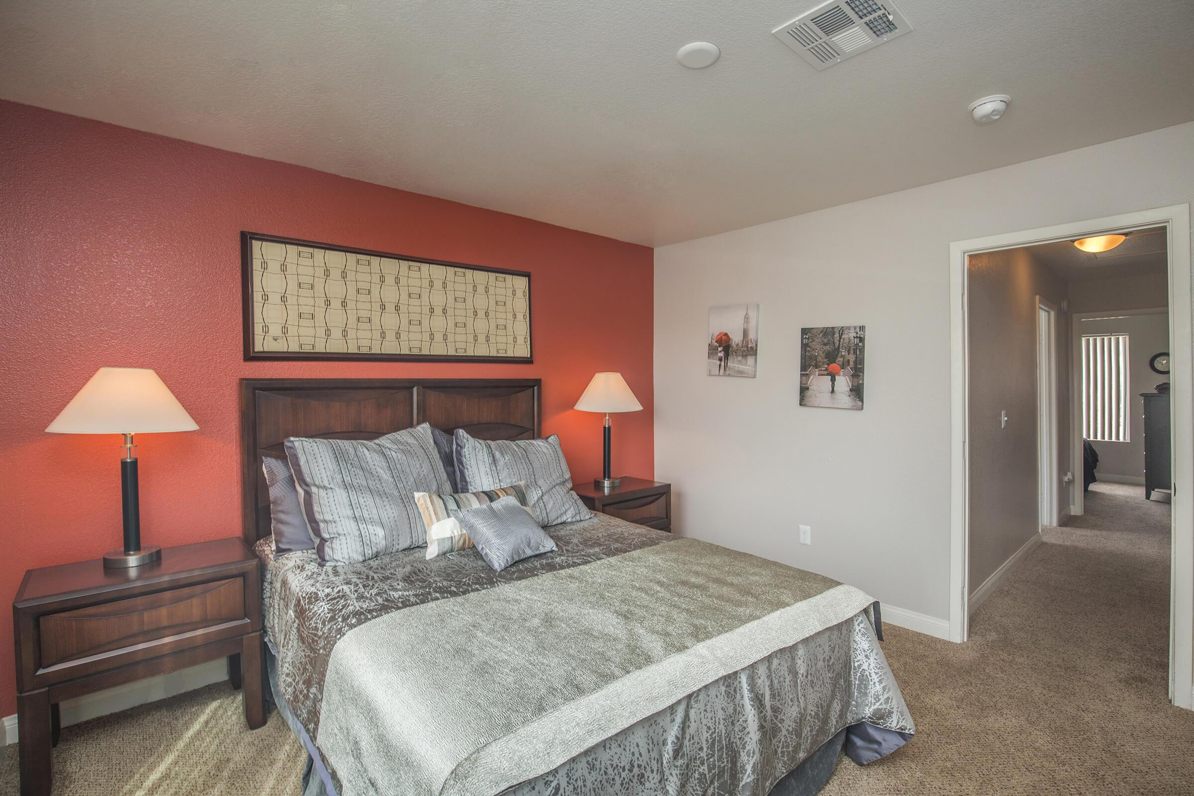 Relax after a long day at work here at Siena Townhomes in Las Vegas
