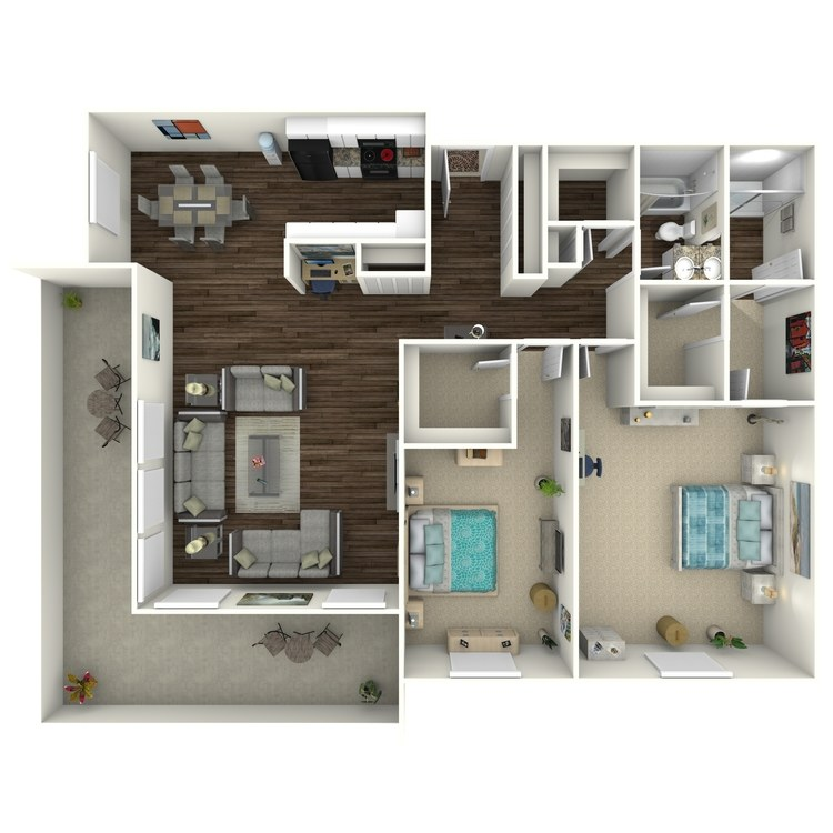 Floor plan image of Vibe