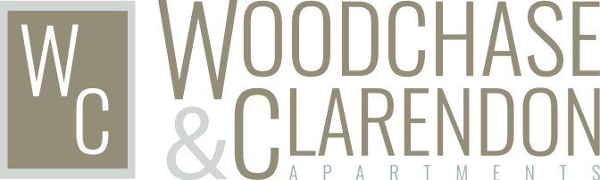 Woodchase & Clarendon Apartments Logo