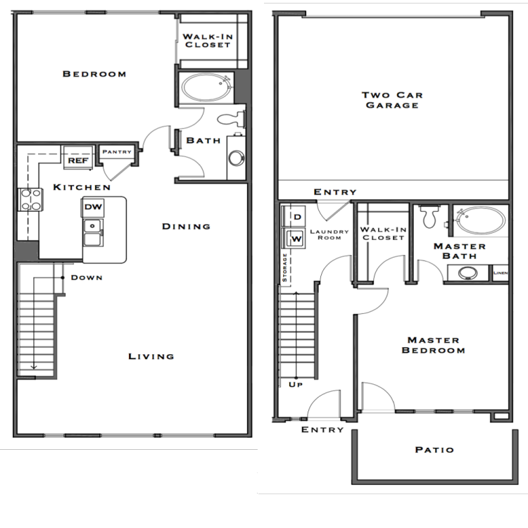 Floor plan image of E1