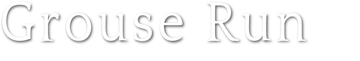 Grouse Run Logo