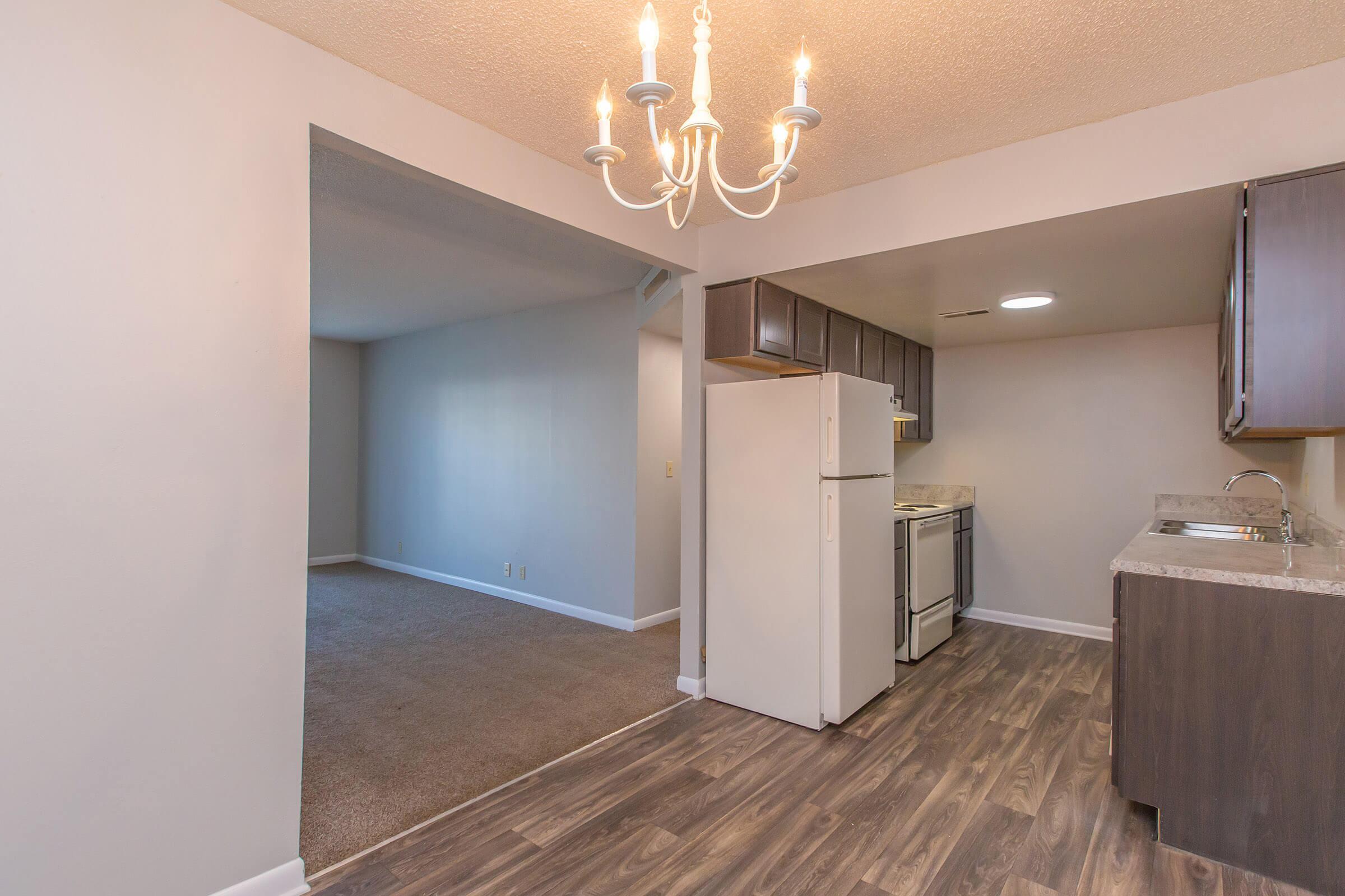 Mesmerizing floor plans at Nottingham apartments