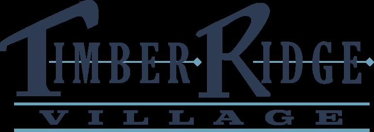 Timber Ridge Village Logo