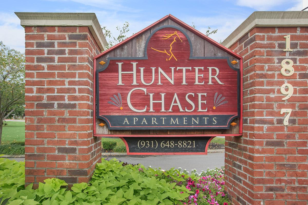 Hunter Chase Monument Sign