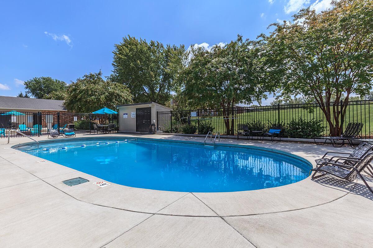 Swimming Pool at Hunter Chase