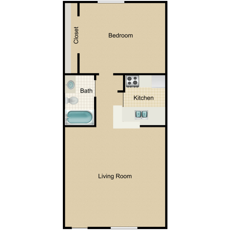 Floor plan image of Elm Place