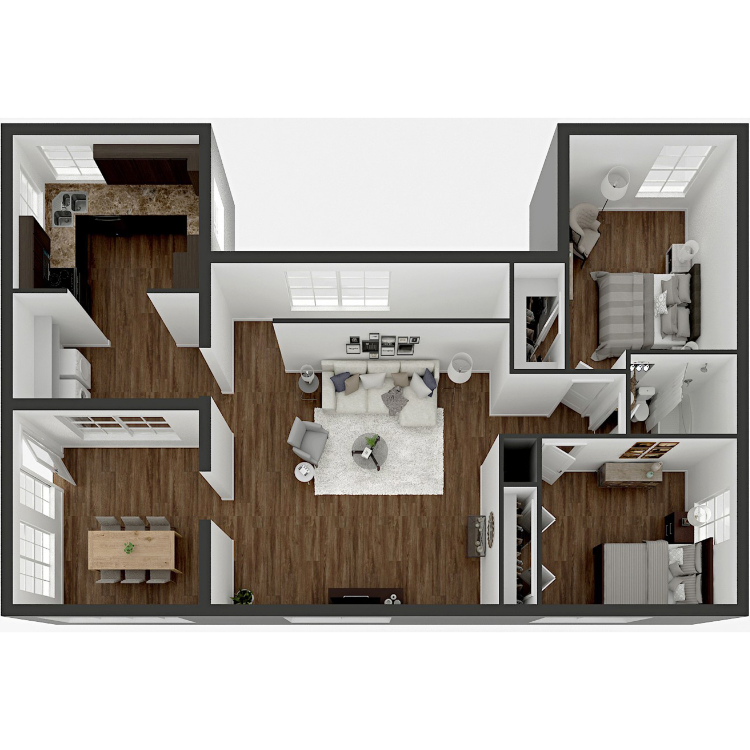 Floor plan image of A Remodel