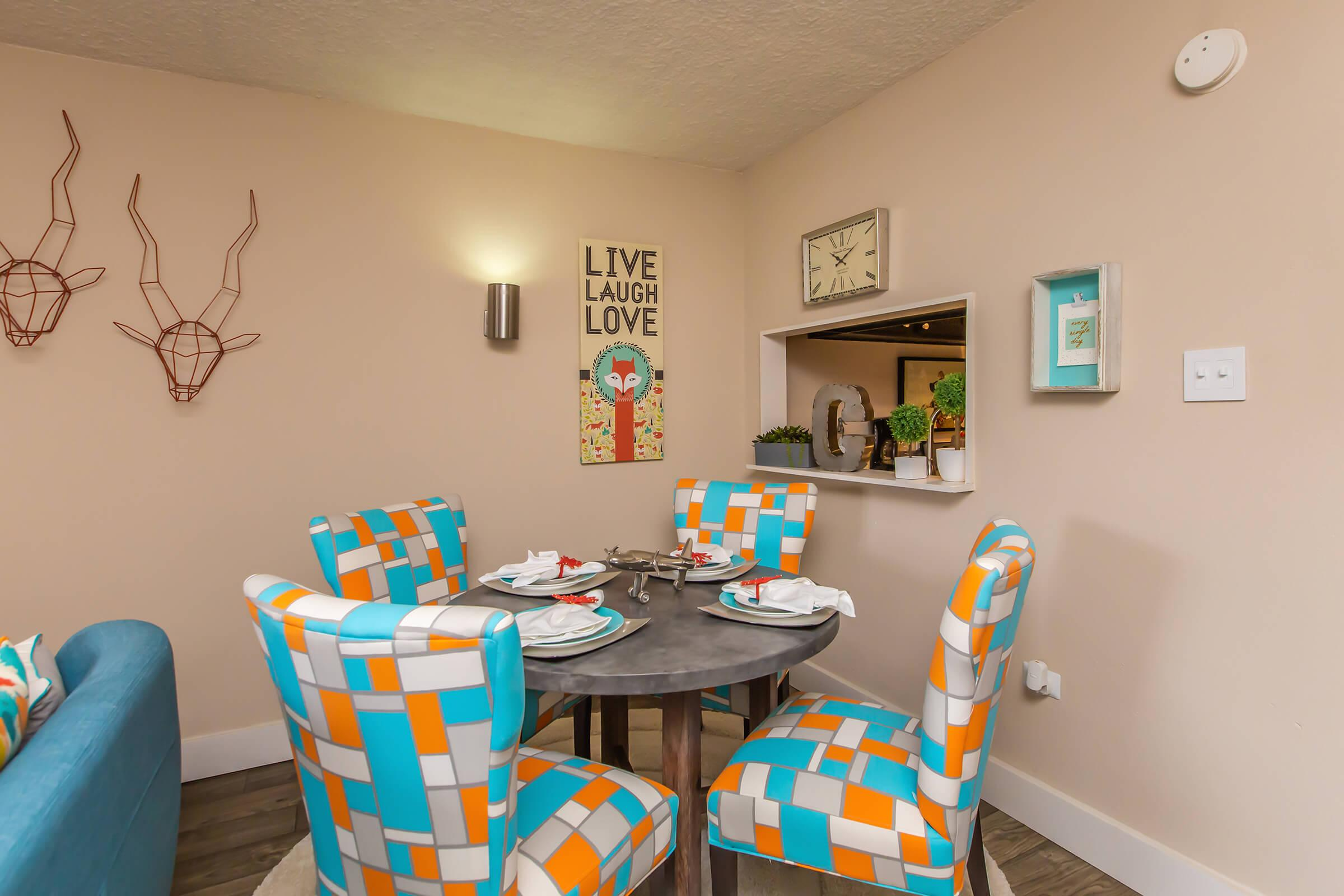 FINE DINING AT APARTMENTS FOR RENT IN KNOXVILLE, TN