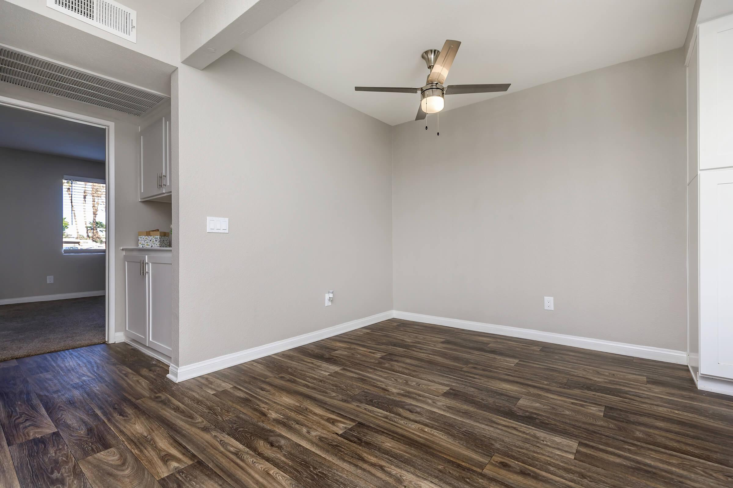 FABULOUS FLOORING AND STORAGE SPACES