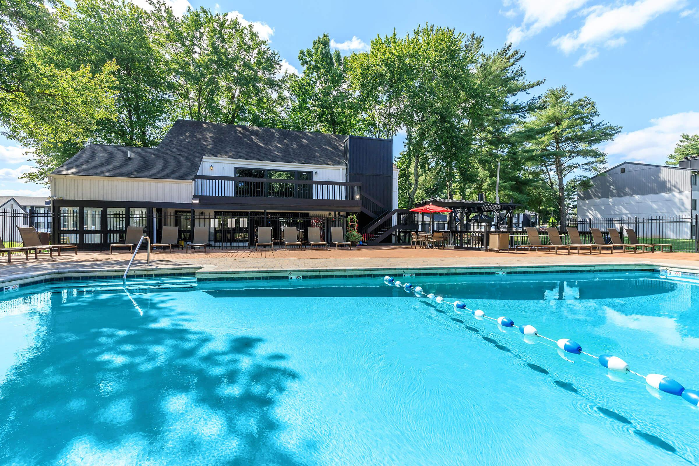 Check Out Our Marvelous Pools We Have Here at Brendon Park Apartments