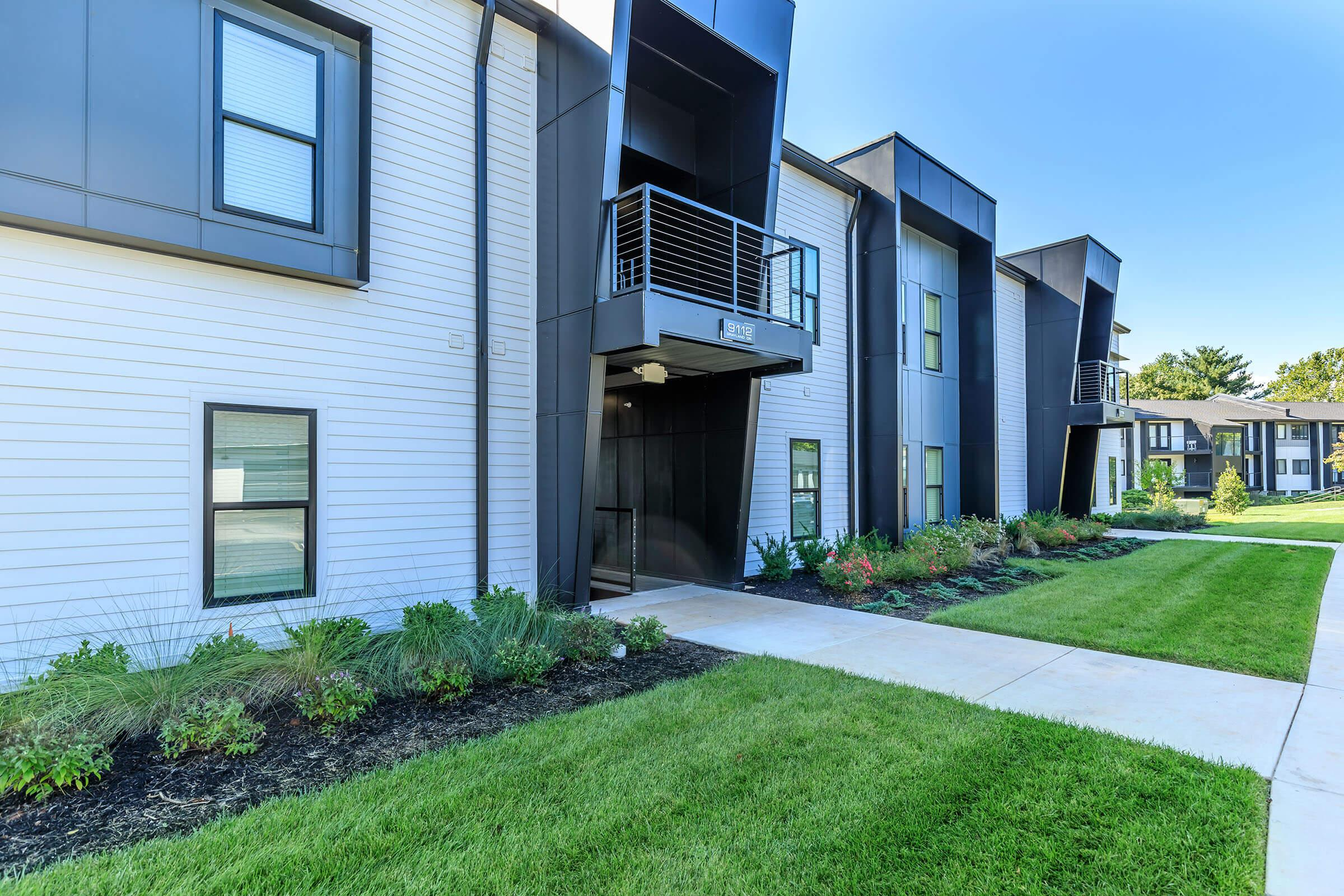 Enjoy our Beautifully Manicured Grounds at Brendon Park Apartments