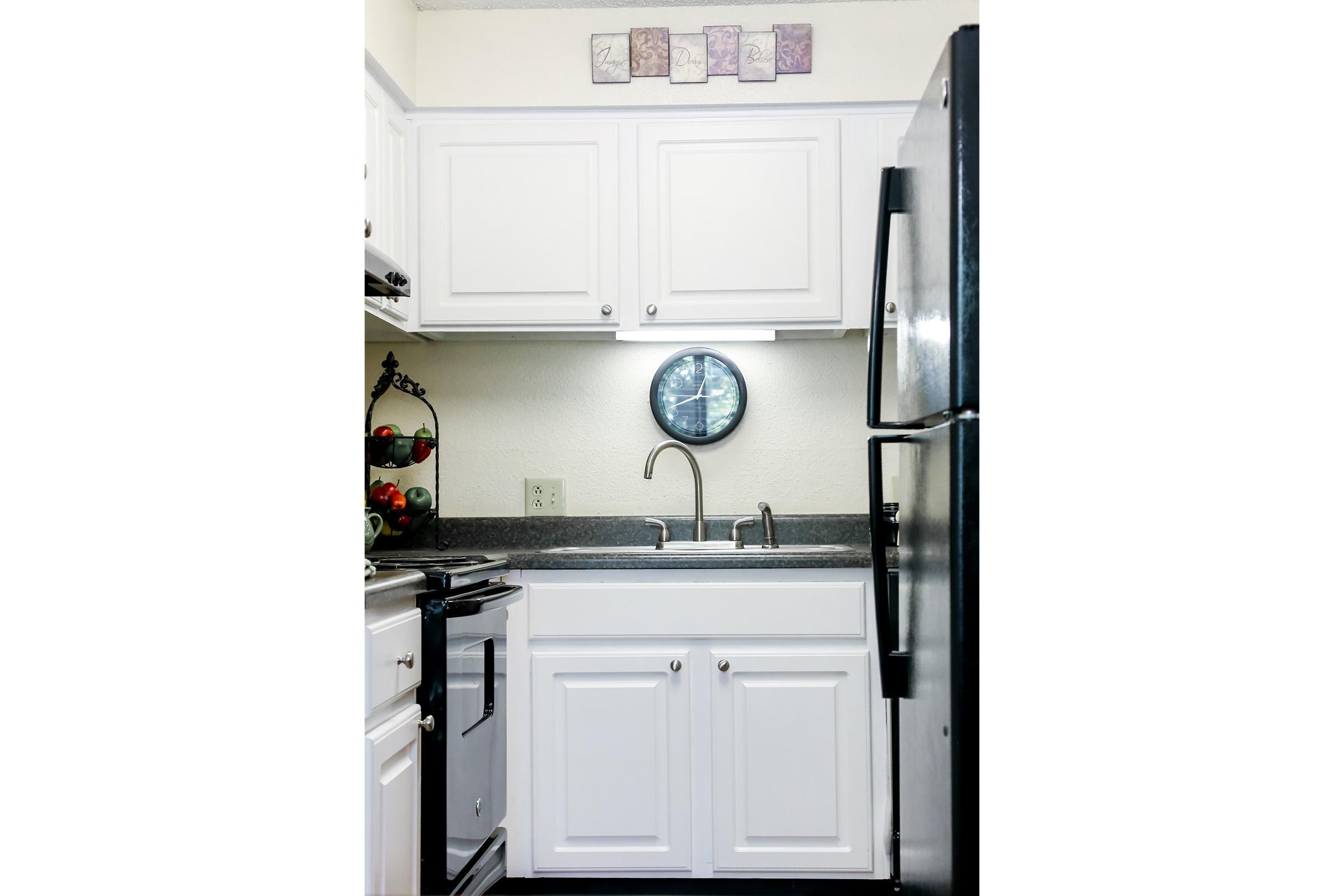 Gourmet Kitchen in Brendon Park Apartments