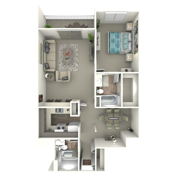 Floor plan image of Edelweiss