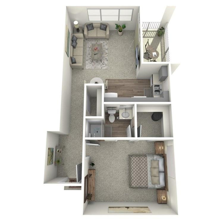 Floor plan image of Goldenrod