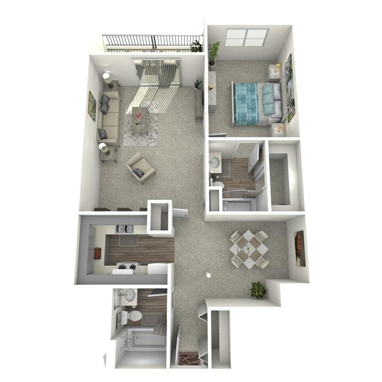 Floor plan image of Edelweiss
