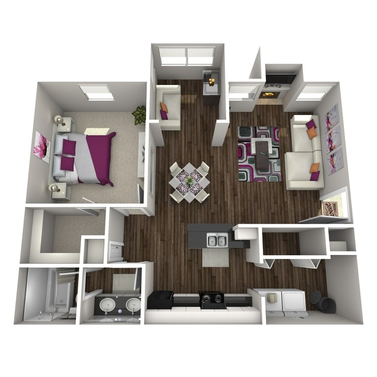 Floor plan image of Aralia