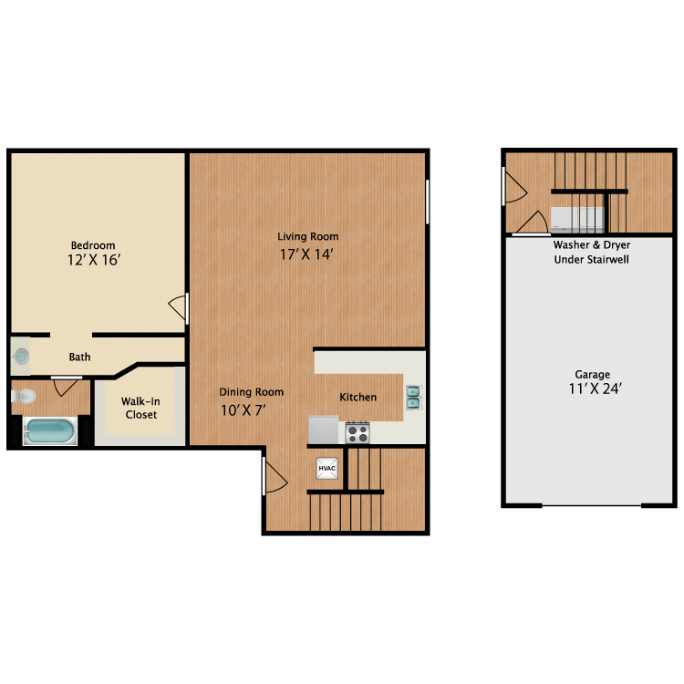 Floor plan image of The Sago