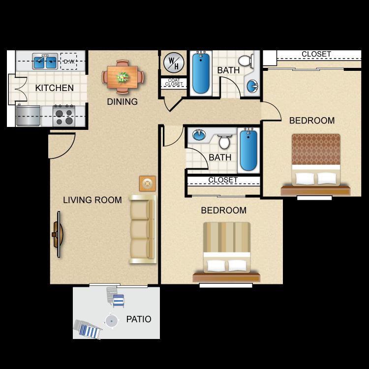 Plan 2 floor plan image