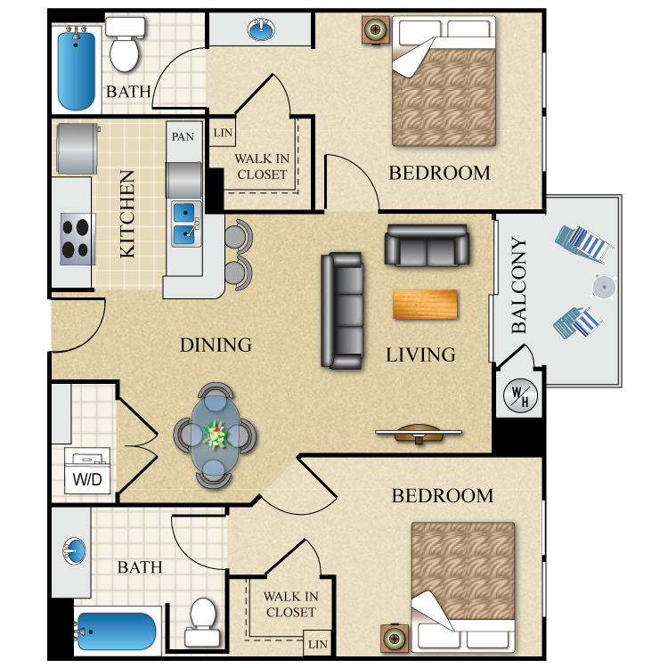 The Visconti - Availability, Floor Plans & Pricing