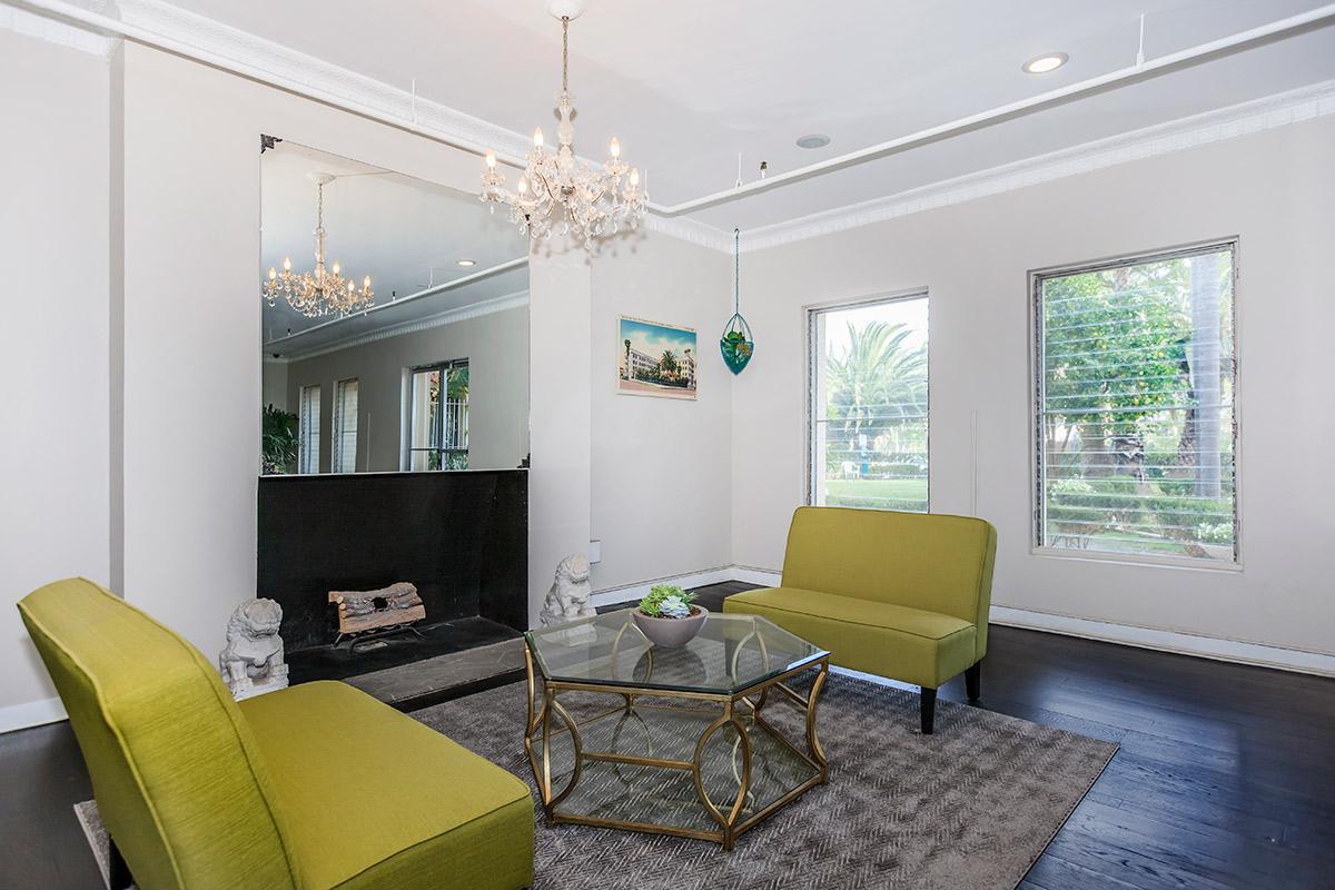 Elegant lounge area in Los Angeles, CA
