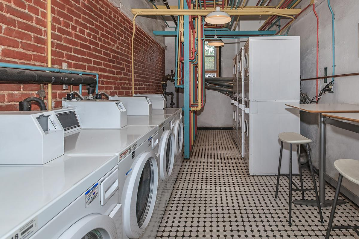 Laundry Facility at Ancelle in Los Angeles, CA