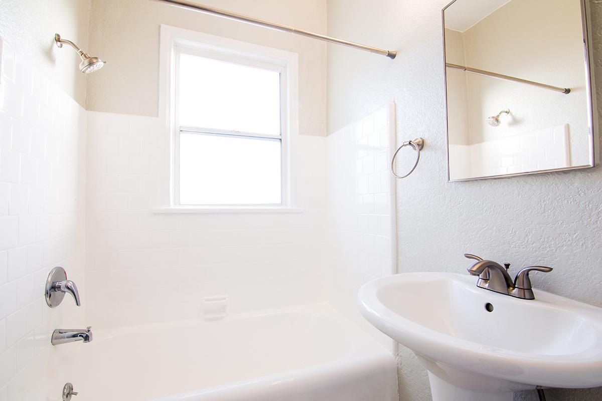 Bathroom at Ancelle