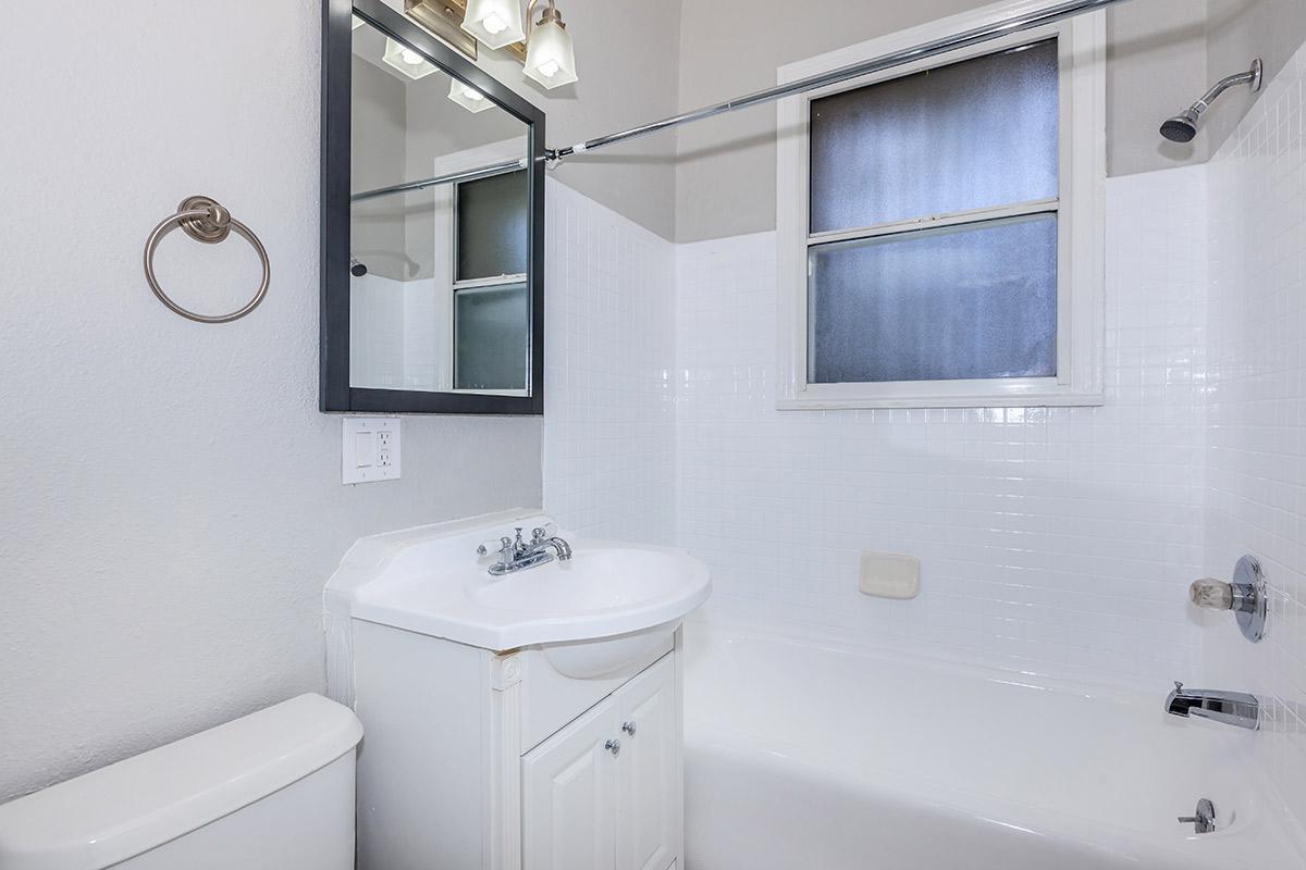 Bathroom at Ancelle in Los Angeles, CA