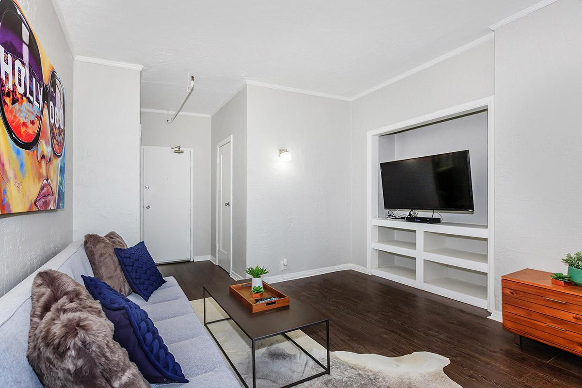 Spacious Living room at Ancelle
