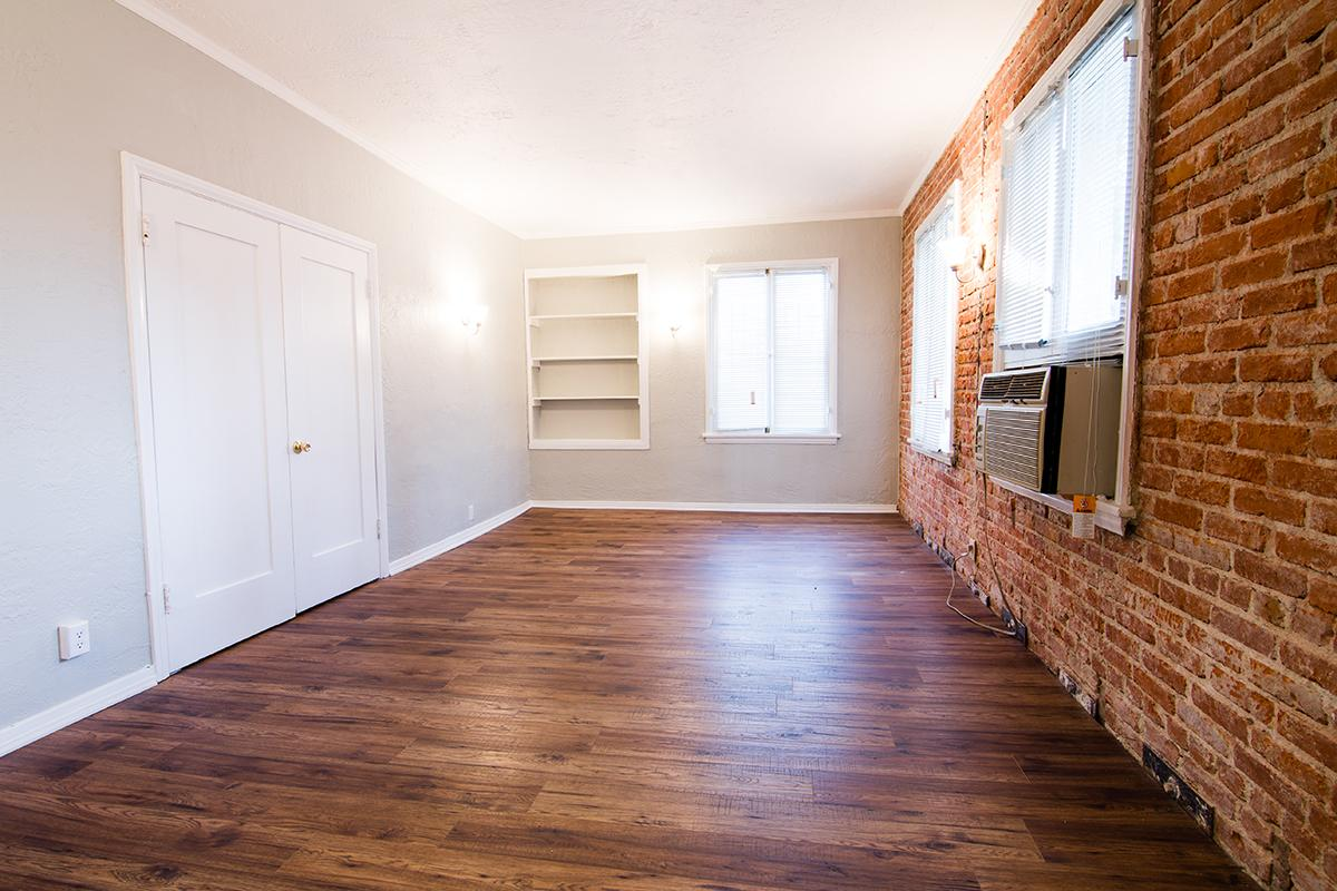 Hardwood Flooring at Ancelle