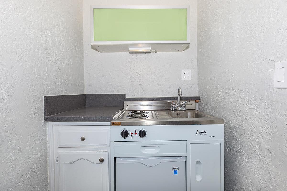 Kitchen at Ancelle